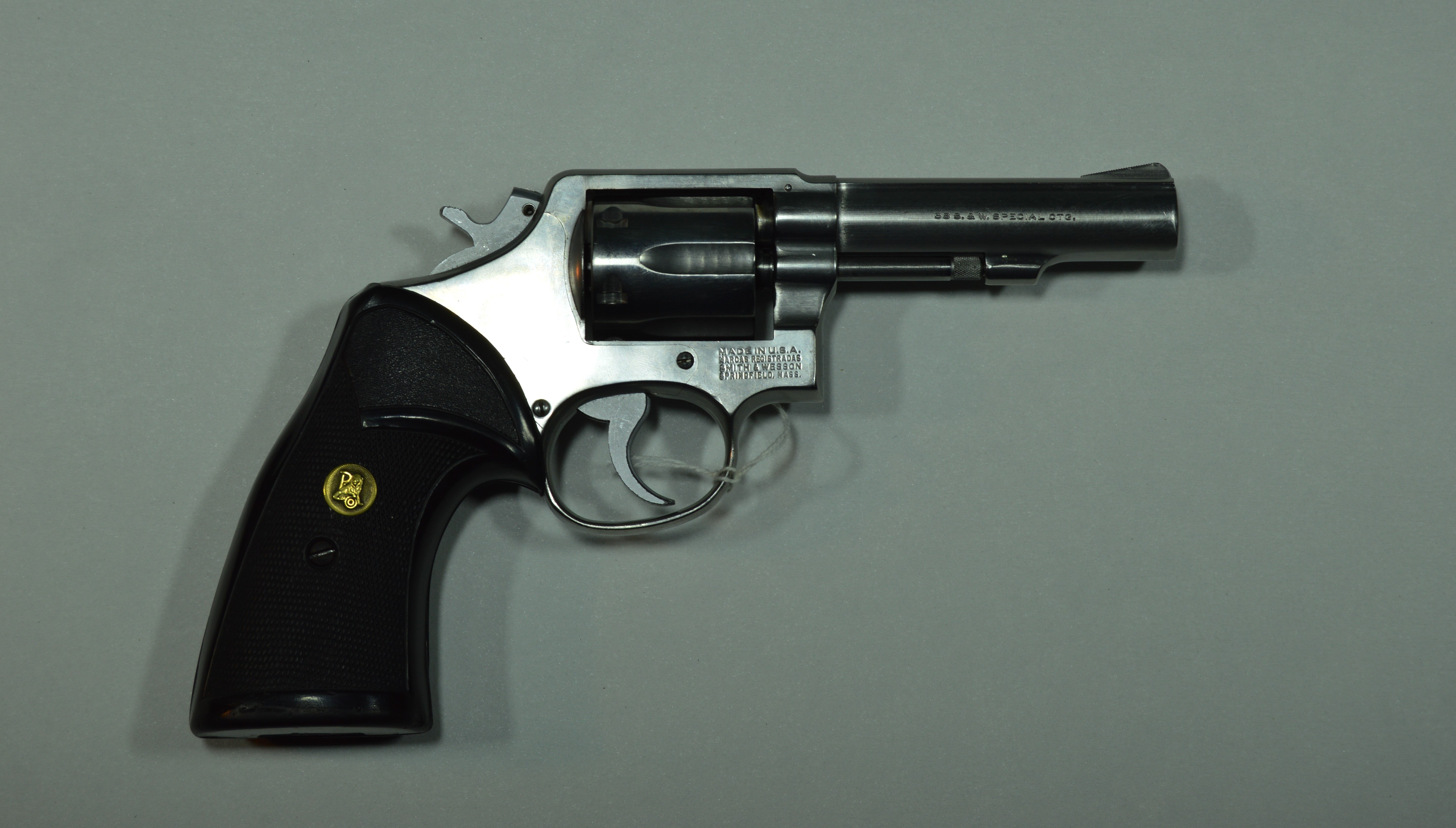 Smith & Wesson Model 66 kal. .38SP.