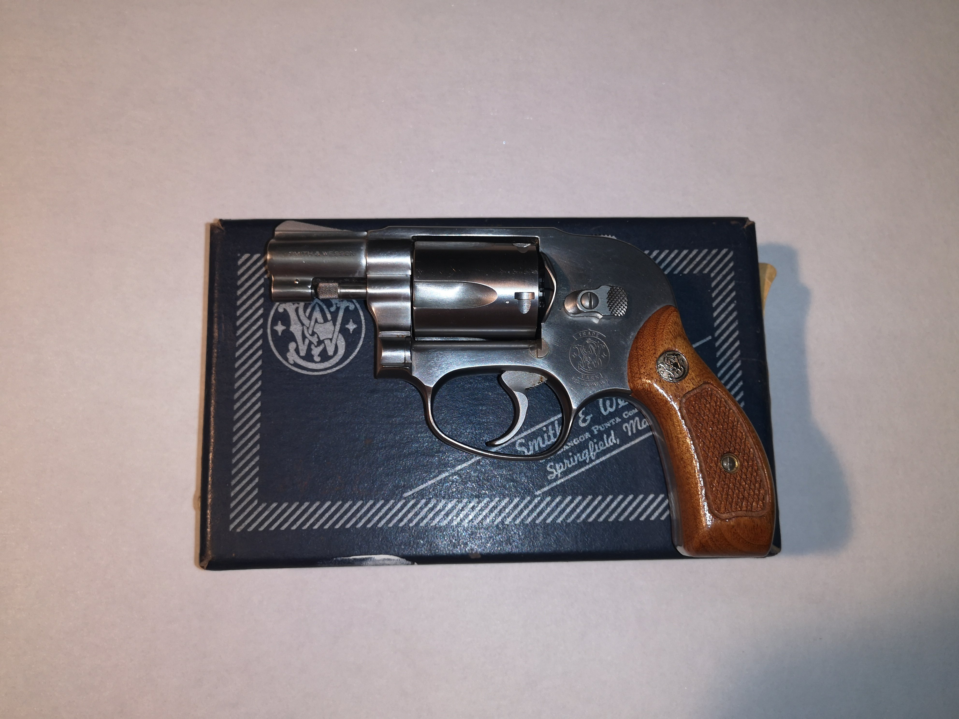 Smith & Wesson Model Bodyguard - kal. .38 Special