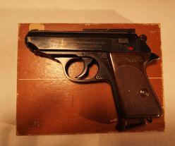 Walther Model PPK - kal. 7,65mm