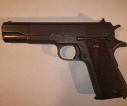 Colt Model 1911 United States Property WWII 1942 - kal. .45 ACP