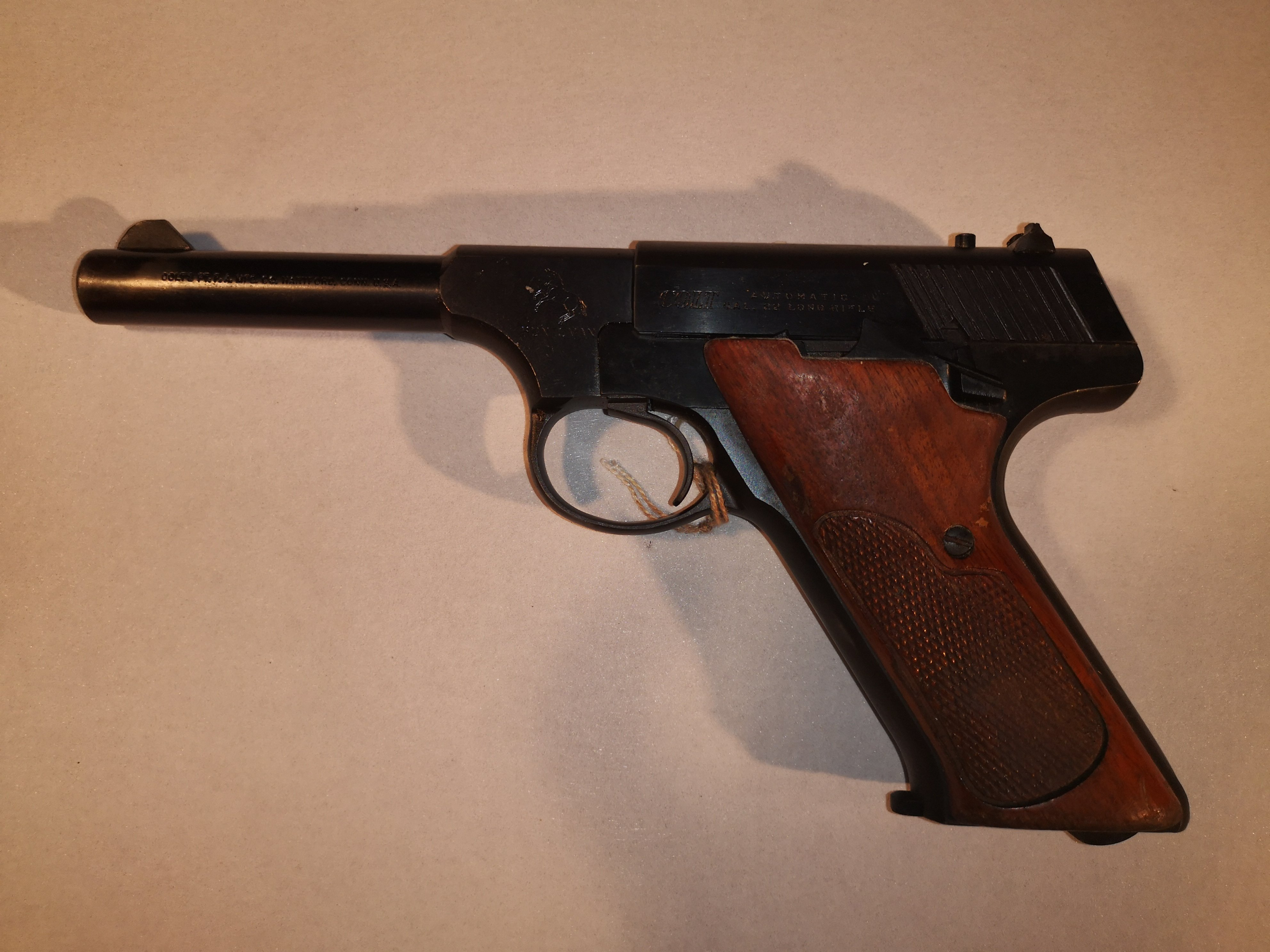 Colt Model Huntsman - kal. .22LR.