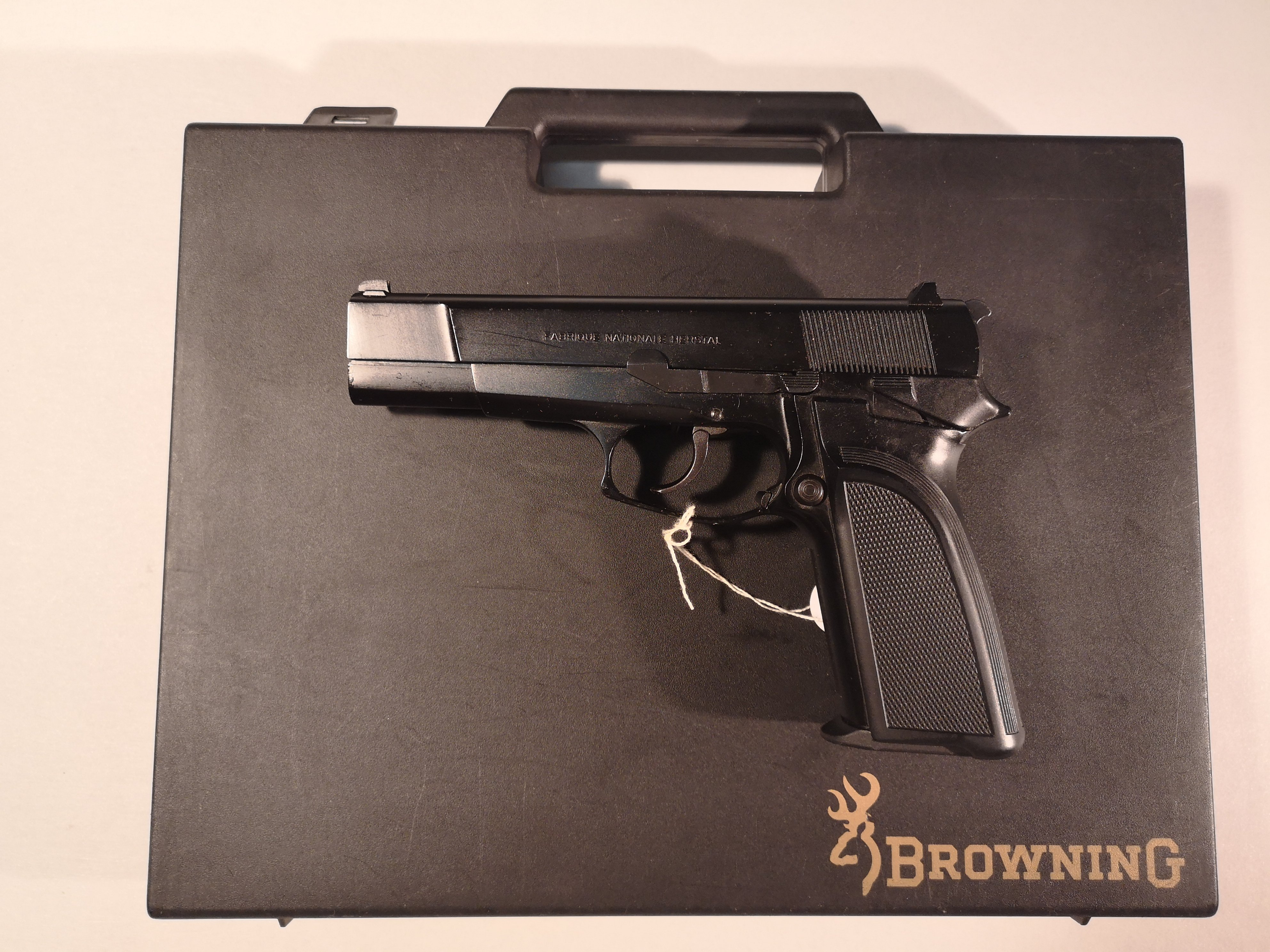 FN Browning Double Action - kal. 9x19